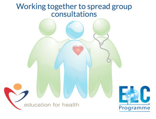 The ELC Programme Joins Forces with Education for Health