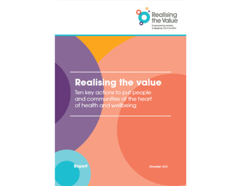 Scaling Up Person And Community Centred Care