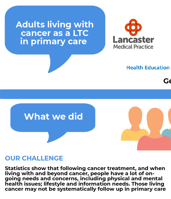 Lancaster Primary Care Cancer